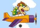 Koopa Air Raid Mario