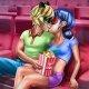 Ladybug Cinema Flirting