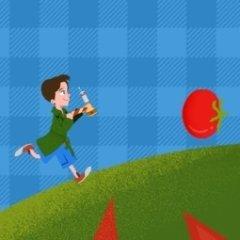 Lanzador de tomates