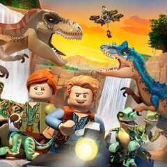 Lego Jurassic World: Legend of Isla Nublar