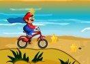 Mario Saves Peach