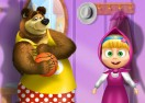 Masha and the Bear: Dress Up