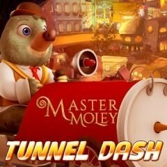 Master Moley: Tunnel Dash