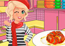Mia's Cooking Series: Ratatouille