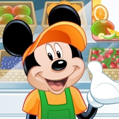 Mickey Blender Bonanza