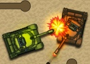 Micro Tank Wars