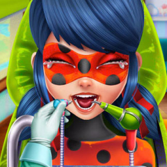 Miraculous Hero Real Dentist