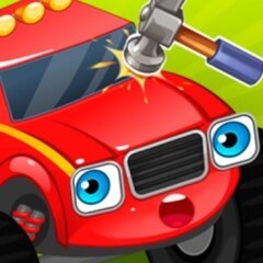 Monster Truck Repairing