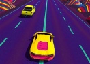 Neon Race Retro Drift