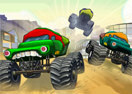 Ninja Monster Trucks Turtles