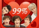 One Direction Love Calculator