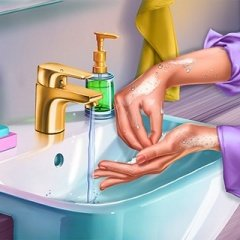 Pandemic Homeschooling Hygiene