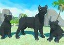 Panther Family Simulator 3D