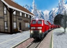 Passenger Train Drive Game