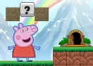 Peppa Pig Adventure Game 2D