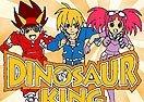 Pinta a Max, Rex y Zoe de Dinosaur King
