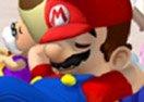 Pixel Ninja In Mario World