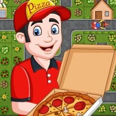 Pizza Delivery Puzzles