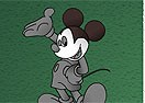 Plasticine Mickey Mouse