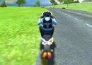 Police Motorbike Drive