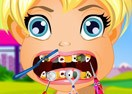 Polly Pocket at the Dentist