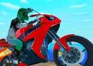 Port Bike Stunt