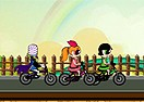 Powerpuff Girls Racing