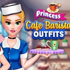 Princess Cafe Barista Outfits