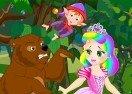 Princess Juliet Forest Adventure