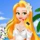 Rapunzel: Elopes to Hawaii
