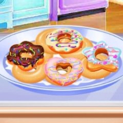 Real Donuts Cooking Challenge