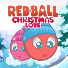 Redball Christmas Love