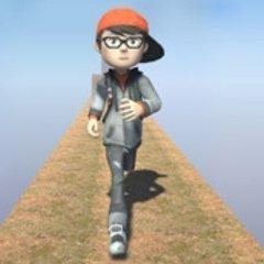 Run Run Challenge 3D