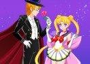 Sailor Moon Dressup Game
