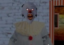 Scary Clown Granny