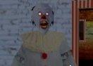 Scary Clown Granny
