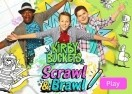 Scrawl and Brawl