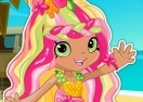 Shopkins: Pineapple Lily Dress Up