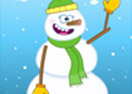 Snowman Scramble