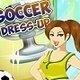 Soccer Dress Up