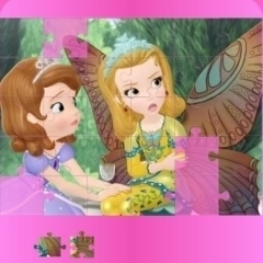 Sofia and Friends Jigsaw
