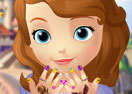 Sofia the First - Great Manicure
