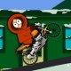 South Park Bike Game