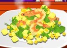 Spicy Corn and Shrimp Salad