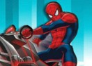 Spider-Man Super Bike