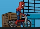 Spiderman Combo Biker