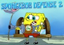 Spongebob Defense 2