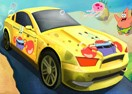 SpongeBob Speed Car Racing 2