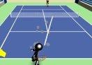 Stickman Tennis 3D