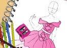Studio Fashion: Princess Dress Design